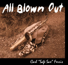 All Blown Out CD Cover